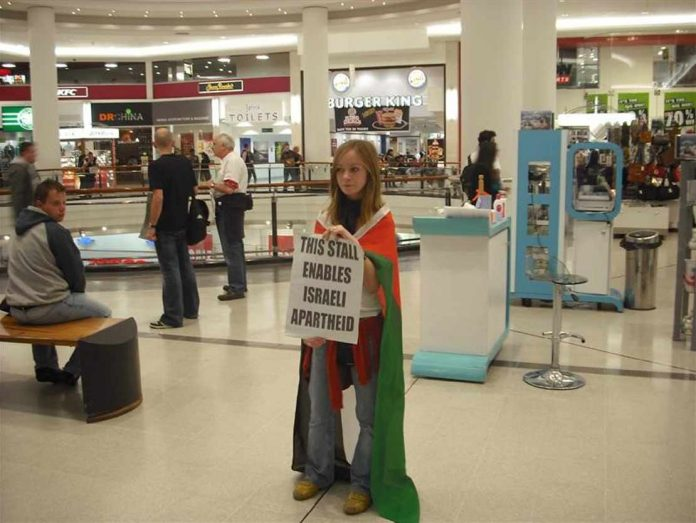Irlandeses retiran productos israelies de supermercados