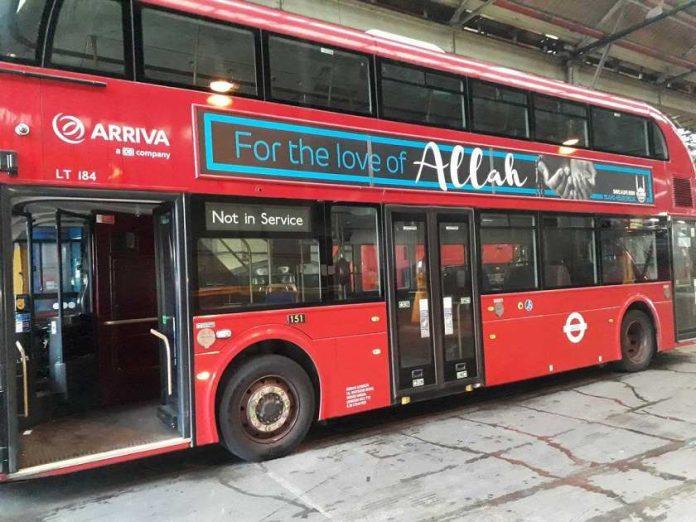 autobus manchester islam