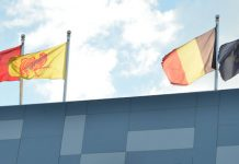 banderas marruecos valonia