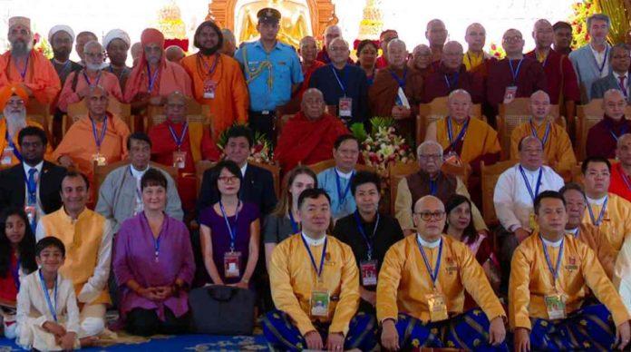 conferencia interrelifiosa en myanmar