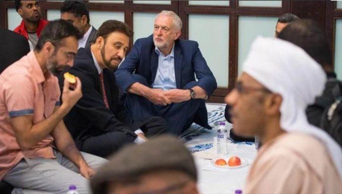 corbyn carta musulmanes