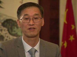 embajador chino islam