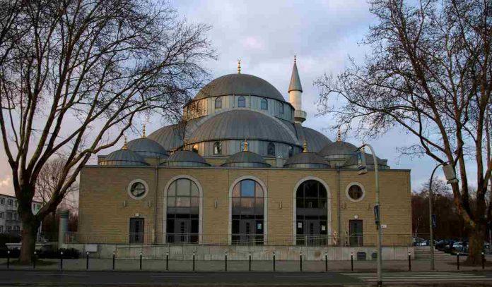 estudiantes alemanes mezquitas