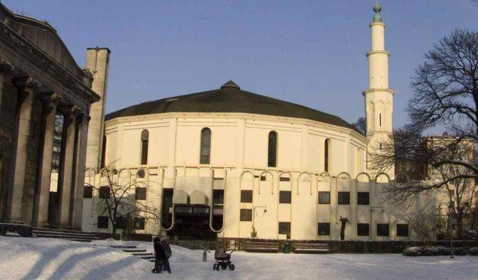 gran mezquita bruselas