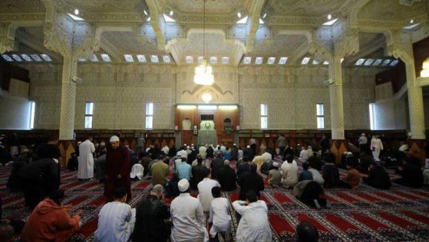 imanes mezquitas