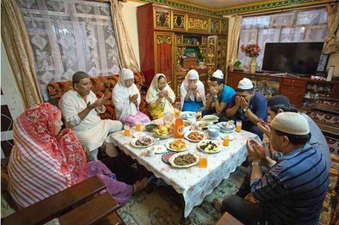 islam en el tibet