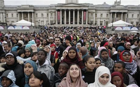 lideres britanicos ramadan