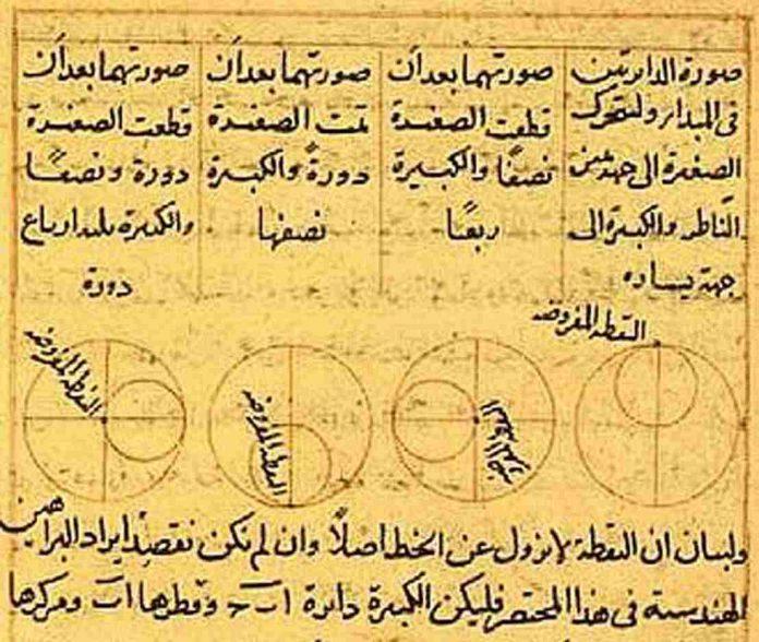 matematicas islamicas medievales