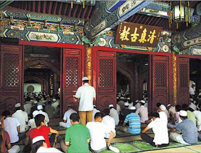 mezquitas chinas