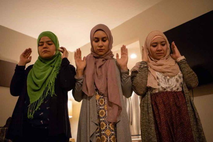 mujeres latinas musulmanas chicago