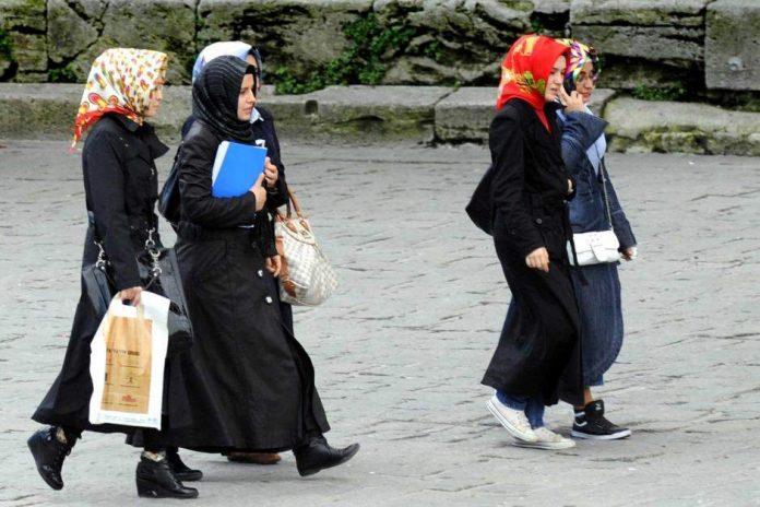 mujeres musulmanas turquia