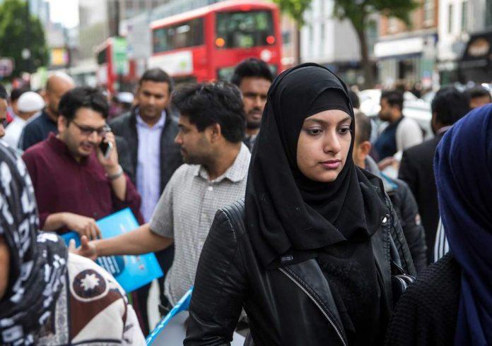 musulmanes britanicos