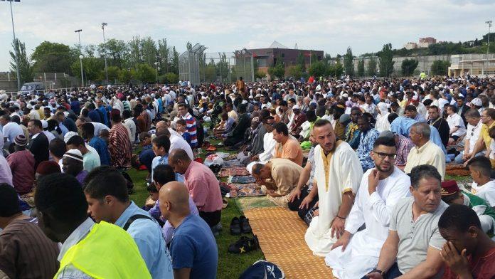musulmanes españa ramadan