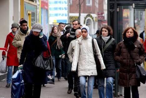 musulmanes hamburgo