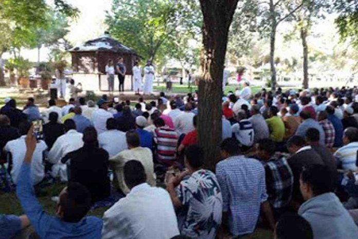 musulmanes mallorca eid