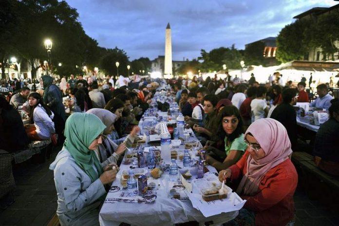 musulmanes turcos ramadan