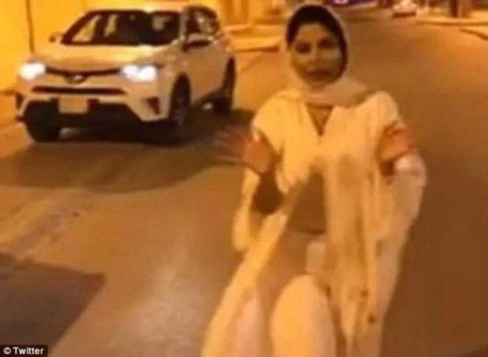 presentadora saudi