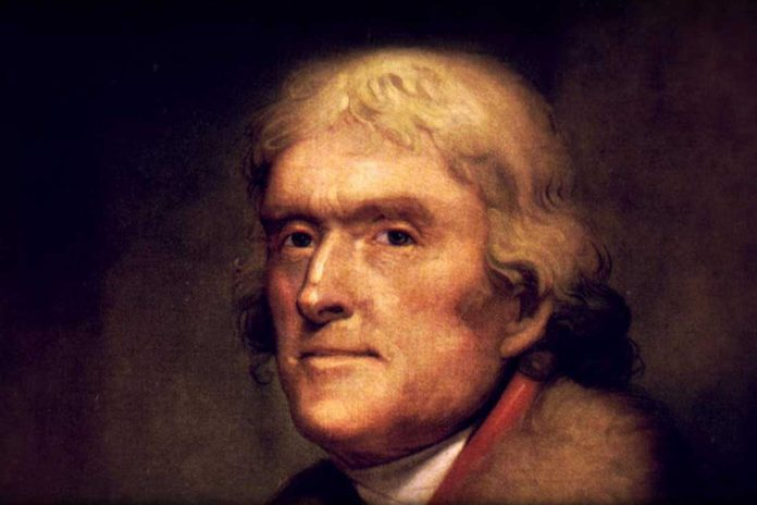 thomas jefferson islam