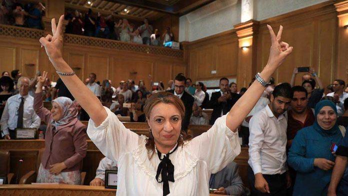 Souad-Ben-Abdel-Rahim-alcaldesa-tunez