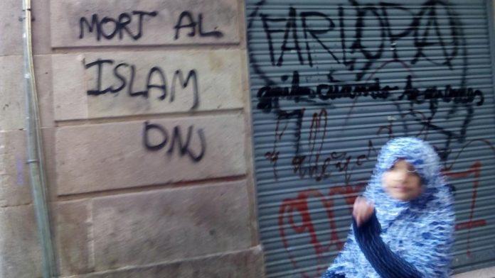 ataque mezquita Barcelona