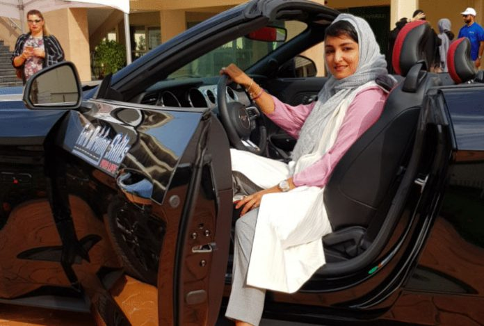 conductora-saudi