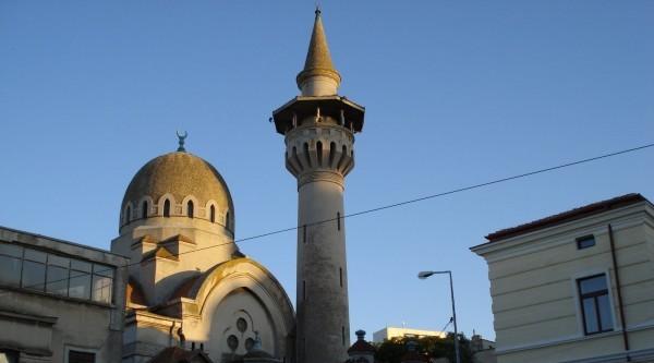 mezquita bucarest