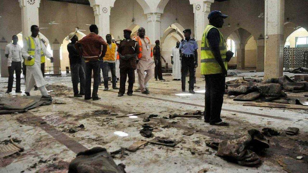 mezquita nigeria atacada