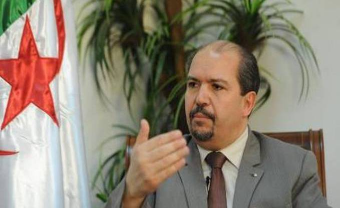 Mohamed Aissa ministro argelino