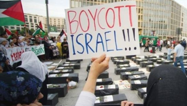 organizaciones boicot israel