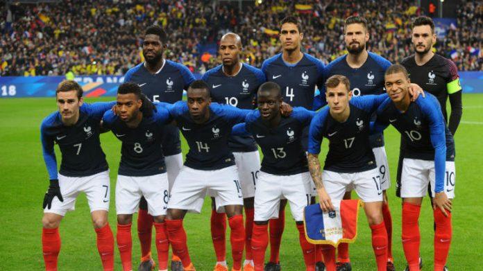 seleccion francesa futbol