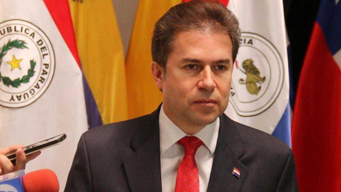 Luis-Alberto-Castiglioni-ministro-exteriores-paraguay