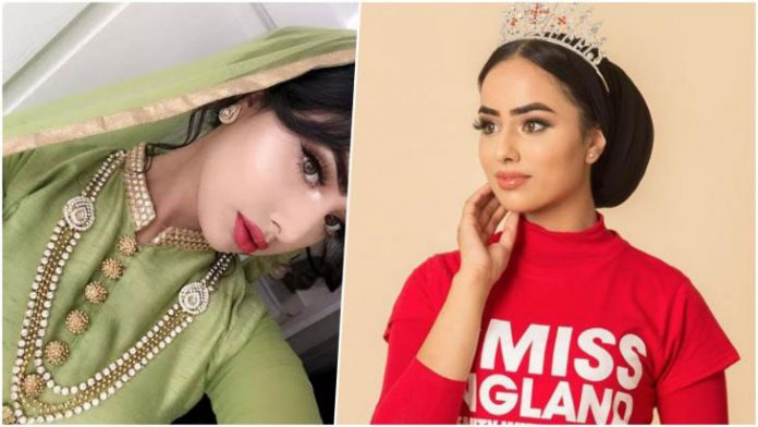 Sara Iftekhar miss england