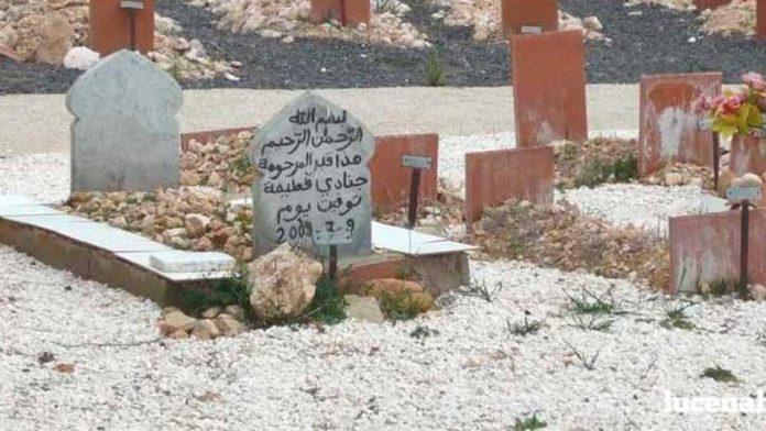 cementerio musulman lucena