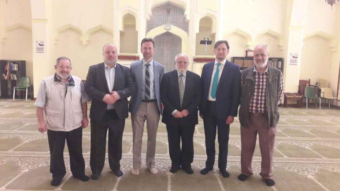 delegacion musulmanes rusos