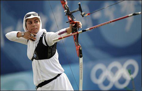 deportista musulmana