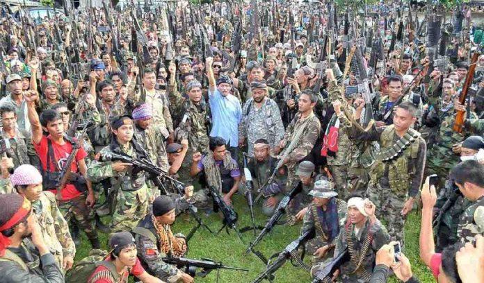 frente moro liberacion islamica Filipinas