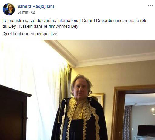 gerard depardieu bey argel