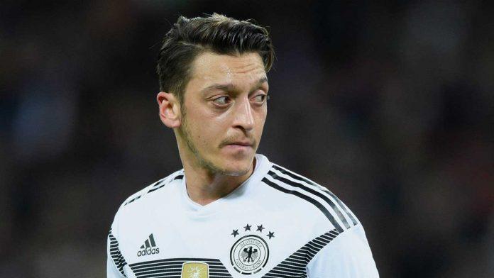 mesut ozil seleccion alemana futbol