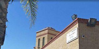 mezquita perth atacada
