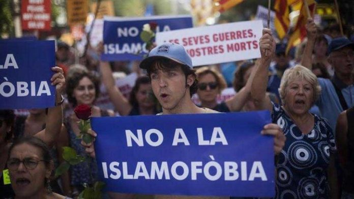 plan islamofobia barcelona