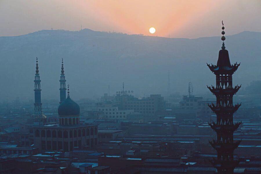 vimculos china islam