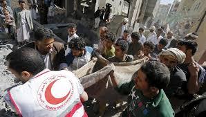 17 muertos yemen
