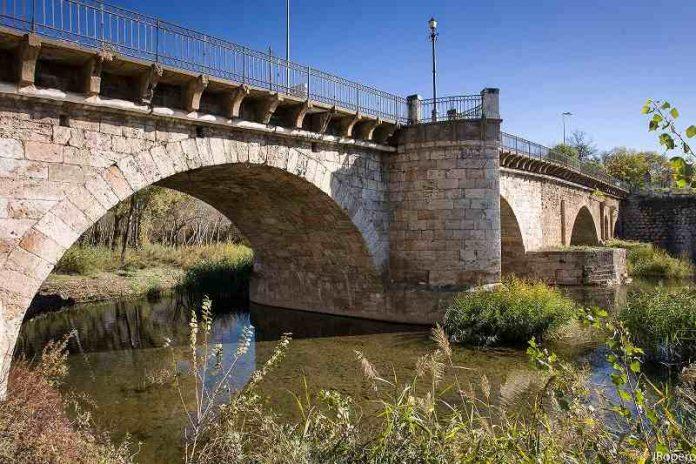 Puente arabe guadalajara