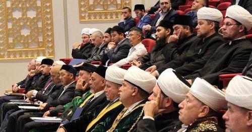 conferencia musulmanes rusos