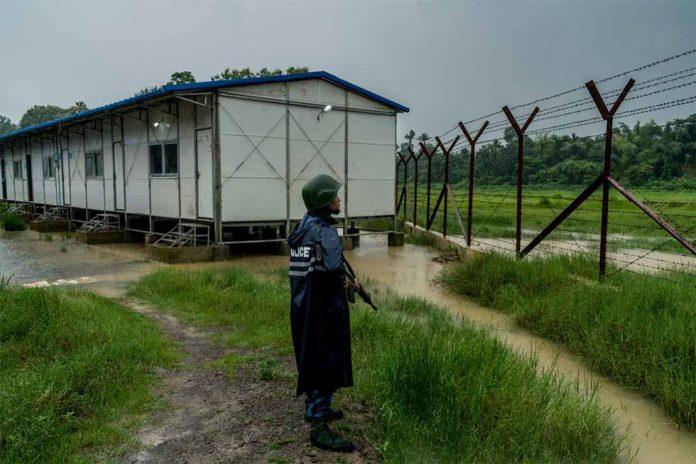 genocidio militares birmania