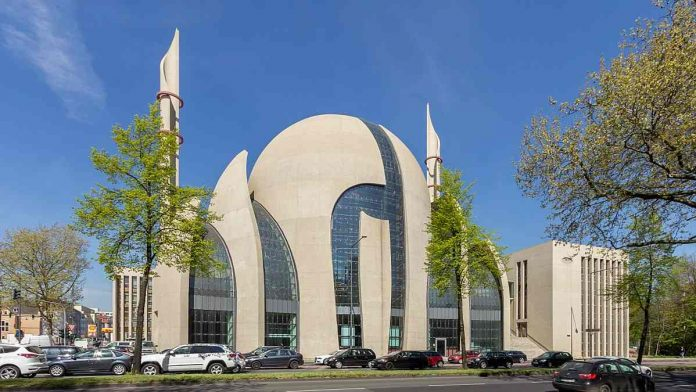 mezquita colonia alemania