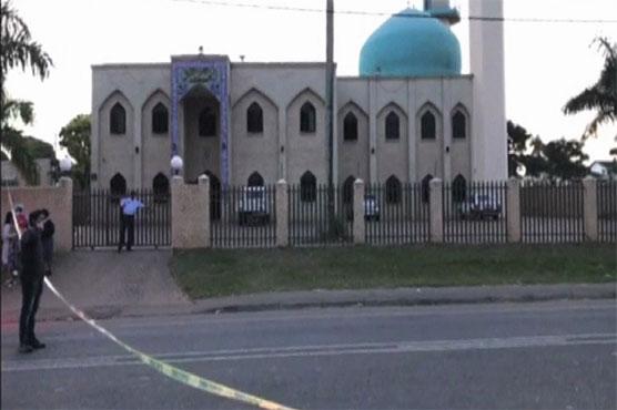 mezquita sudafrica ataque