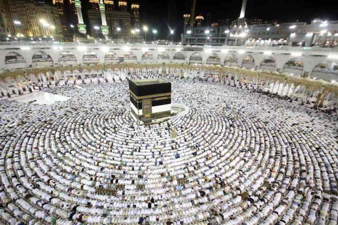 peregrinacion arabia saudi