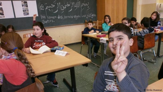 clases islam alemania