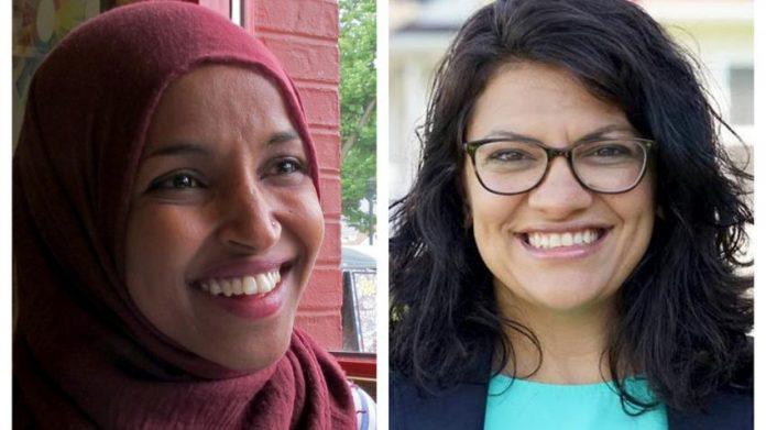 dos congresistas musulmanas